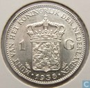 Netherlands 1 gulden 1938