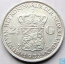 Coins - the Netherlands - Netherlands 2½ gulden 1932