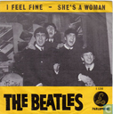 Disques vinyl et CD - Beatles, The - I Feel Fine