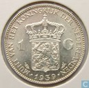 Coins - the Netherlands - Netherlands 1 gulden 1939