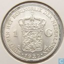 Coins - the Netherlands - Netherlands 1 gulden 1929