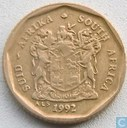 South Africa 10 cents 1992