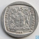South Africa 5 rand 1995