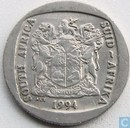 South Africa 5 rand 1994