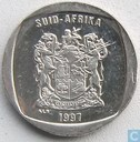 South Africa 1 rand 1997