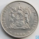 South Africa 50 cents 1990