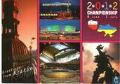 2012 Championship 8 June - 1 July. Greetings from Krakow