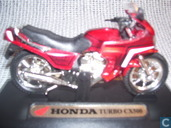 Honda Turbo CX500