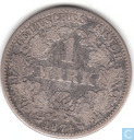 Empire allemand 1 mark 1874 (A)