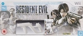 Video games - Nintendo Wii - Resident Evil: The Darkside Chronicles + Zapper