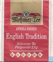 Afrika-Indien English Tradition