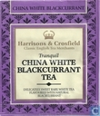 Tranquil China White Blackcurrant Tea
