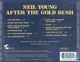 Disques vinyl et CD - Young, Neil - After the Gold Rush