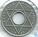 British West Africa 1/10 penny 1949 (KN)
