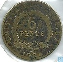 Brits-West-Afrika 6 pence 1924 (KN)