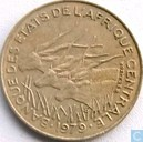 Central African States 10 francs 1979