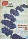 Illustrierte Automobil Revue 1949 + Revue Automobile Illustree 1949