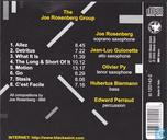 Disques vinyl et CD - Rosenberg, Joe - The Long And Short Of It