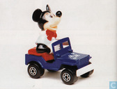 Mickey Mouse's Jeep
