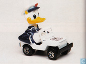 Donald Duck's Police Jeep