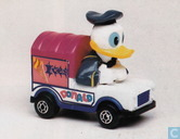 Donald Duck's Ice Cream Van