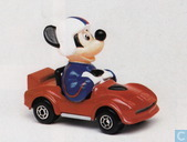 Mickey Mouse Corvette