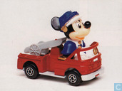 Mickey Mouse Fire Engine