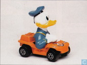 Donald Duck's Beach Buggy