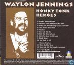 Vinyl records and CDs - Jennings, Waylon - Honky Tonk Heroes