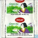 Tea bags and Tea labels - Evçay® - Green tea