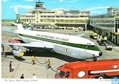 Aer Lingus - Boeing 720 at Dublin Airport