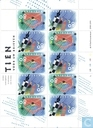 Postage Stamps - Netherlands [NLD] - Ten for letters