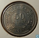 Belize 50 cents 1975
