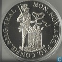 Coins - the Netherlands - Netherlands Ducat 1989 (silver)