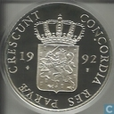 Coins - the Netherlands - Netherlands ducat 1992 (Silver)