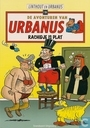Comic Books - Urbanus [Linthout] - Rachidje is plat