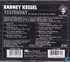 Disques vinyl et CD - Kessel, Barney - Yesterday