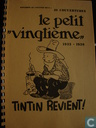 Comic Books - Tintin - 40 couvertures 1933-1936