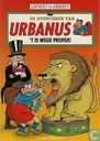 Comic Books - Urbanus [Linthout] - 't Is weer proper!