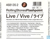 Vinyl records and CDs - Rolling Stones, The - Flashpoint