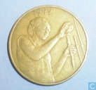 """West-Afrikaanse Staten 25 francs 1999 """"F.A.O."""""""