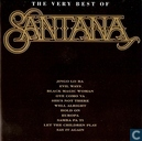 Disques vinyl et CD - Santana - The very best of Santana