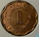 Belize 1 cent 1974