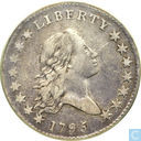 United States 50 cents 1795