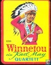 Winnetou, ein Karl May Quartett