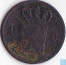 Coins - the Netherlands - Netherlands 1 cent 1830