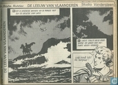 Comic Books - Red Knight, The [Vandersteen] - De leeuw van Vlaanderen