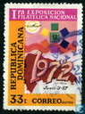 1st National stamp exhibition