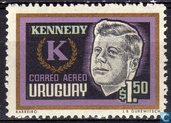 1st. anniversary of President Kennedy