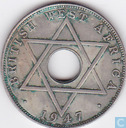 Brits-West-Afrika ½ penny 1947 (H)